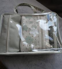 Set kozmetickih torbica
