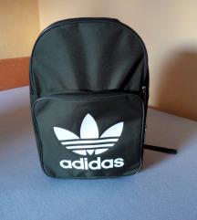 Adidas original tamnozeleni ruksak/novo
