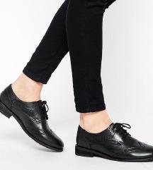 Kožne cipele (wide fit)