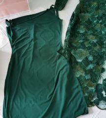 La jupe Ruby green