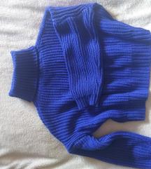 Zara crop pulover