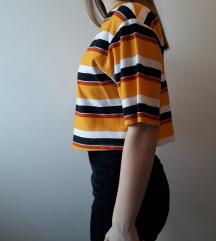 Crop Top majica kratkih rukava