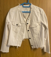 Cropped Levis jakna