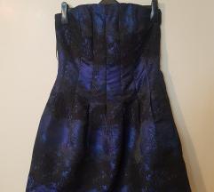 Brokatna haljina H&M