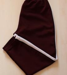 Bordo hlače