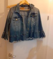 Jeans jakna Only k'o nova