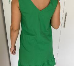 Zelena haljinica