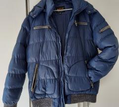 Muska zimska bomber jakna