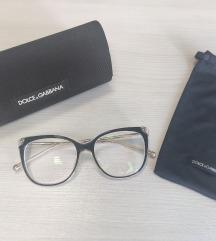 Dolce & Gabbana dioptrijske naočale