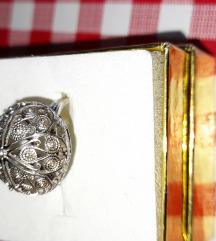 Prsten prodaja 925 17 mm Šibenski botun