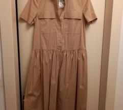 Mango košulja haljina
