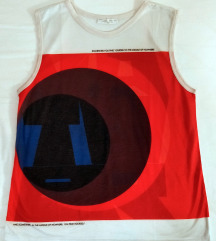 Zara W&B Collection ženska majica bez rukava