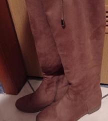Čizme iznad koljena br. 39