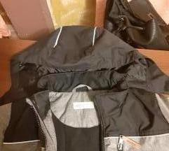 Zimska  jakna za dečka  h@m122/128