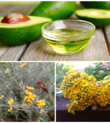 Anti-age balzam od smilja u ulju avokada