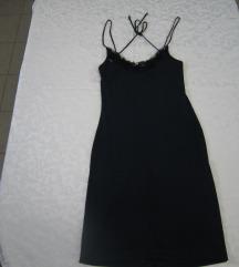 KORALLINE tamno plava haljina