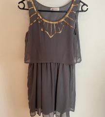 Šljokičasta haljina