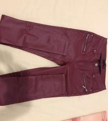 New yorker kožne hlače