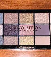 Revolution paleta - NOVO
