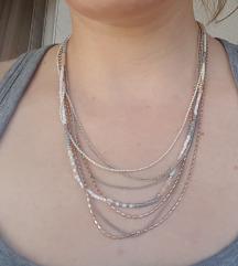 Višedjelna ogrlica