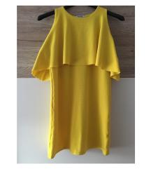 Zara žuta haljina ☀️