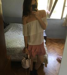 Suknja peplum