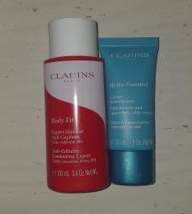 Clarins kozmetika u pola cijene Novo
