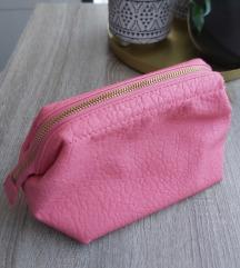 REZZ Roza H&M kozmetička torbica