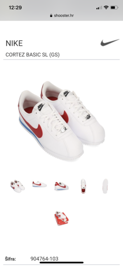 Nike Cortez 39