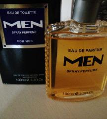 Muški parfem, novi