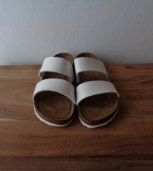 Bijele South Beach papuče