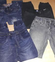 Lot hlača za dečke Lupilu