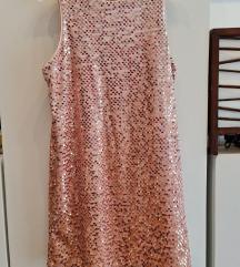 Nenosena h&m haljina 158/164
