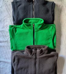 Dječje flis jakne, vel 104