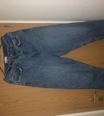 Zara mom traperice