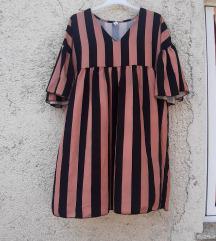 Rezz Prugasta haljina