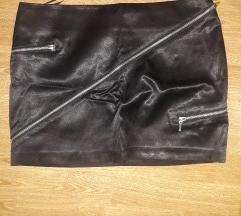 Miss selfridge mini suknja na patente