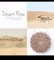 Danijela Bilić - Desert Rose torbica
