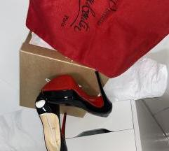 Lady peep Christian Louboutin štikle