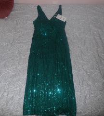 %Nova Zara sequin haljina%, Tisak uključen