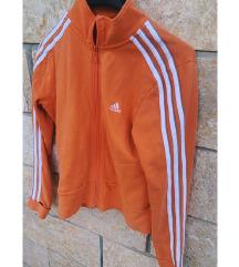 ADIDAS original narančasta jaknica  - kao novo