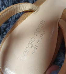 sergio rossi - sandale *broj 39.5*