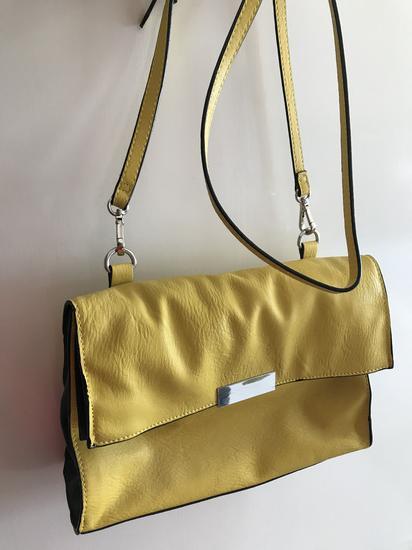 Zara žuta torba