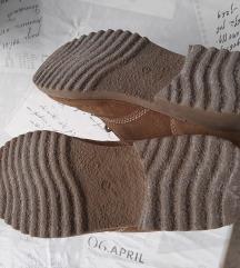 Zimske tople cipele