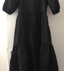 Zara crna haljina NOVO