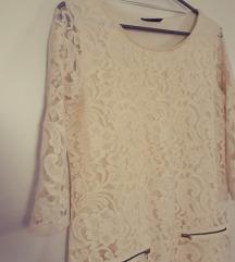 Čipka haljina S