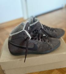 Nike tenisice smeđe