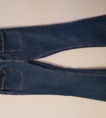 Mango jeans trapezice