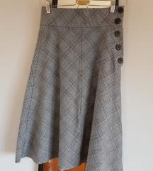 Zara suknja a kroja