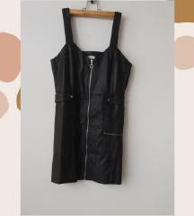 Pull&Bear kožna haljina NOVO! Uključena poštarina